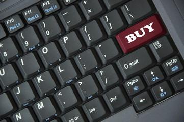 Keyboard buy icon