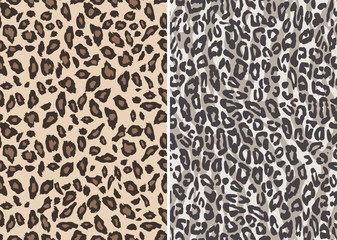 fashion seamless animal skin texture