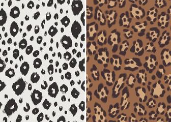 fashion seamless animal skin texture