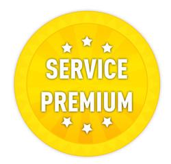 service premium - service après vente