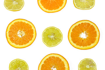 Orange Zitrone Citrus