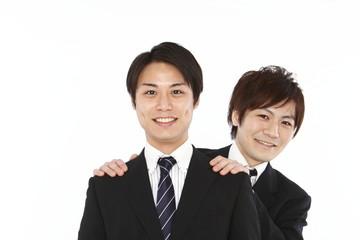 ビジネス・男性2人