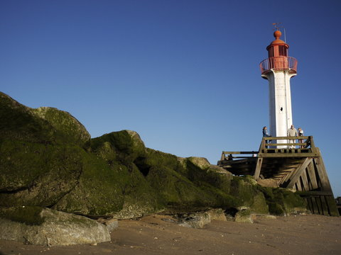 Le phare de Trouville