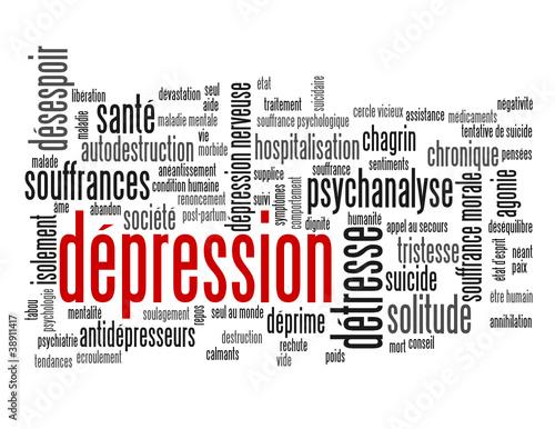 nuage de tags depression nerveuse souffrance maladie suicide fichier vectoriel libre de. Black Bedroom Furniture Sets. Home Design Ideas