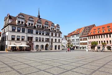 Rathaus von Naumburg, Deutschland