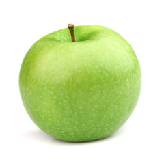 Beauty green apple