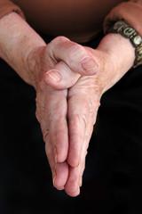 Die betenden Hände