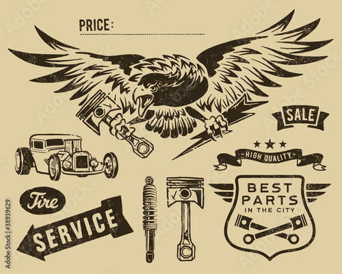 Eagle Vintage 91