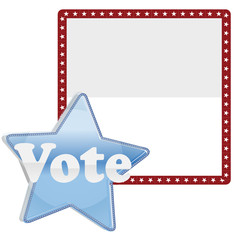 Voting background