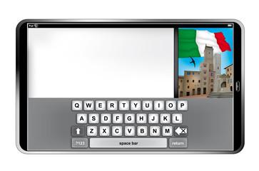 pad Italy San Gimignano
