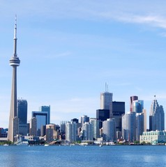 Wall Mural - Downtown Toronto Skyline, Canada