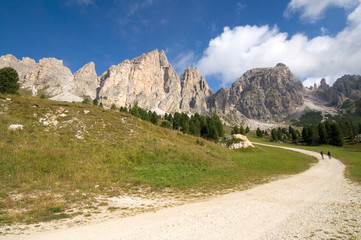 Cirspitzen - Dolomiten - Alpen