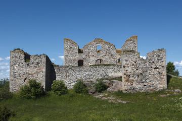 Brahehus ruin