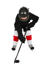 Ice Hockey Boy