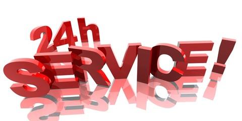 3D Buchstaben - 24h SERVICE