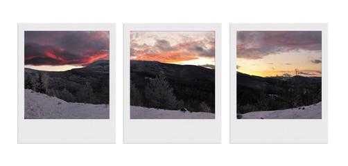 Polaroids de naturaleza