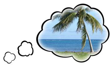 Dream Vacation Concept