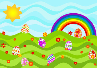 Easter_eggs_on_a_sunny_day