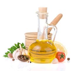 oil and food ingredients