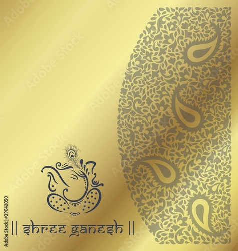 Quot Ganesh Traditional Hindu Wedding Card Design India