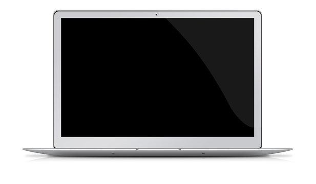 Modern Notebook Silver
