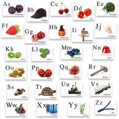 alfabeto francese