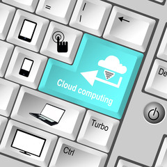clavier cloud computing