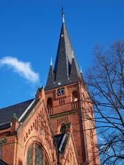 Christuskirche Leverkusen Wiesdorf