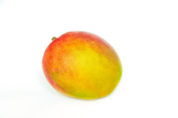 Fresh mango isolated