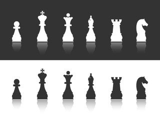 0415 Chess Pieces Collection