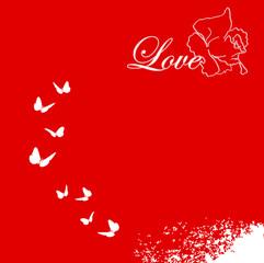 Valentine's Day card_