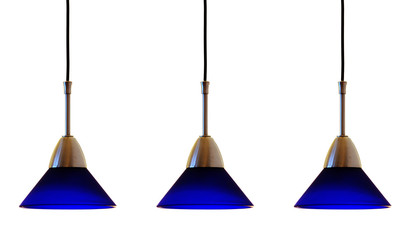 Lampen Triple