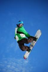 snowboard - jump