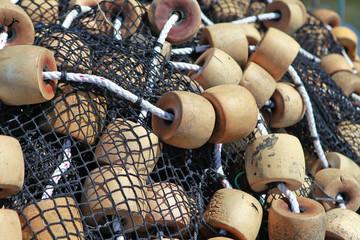 fishnet floats