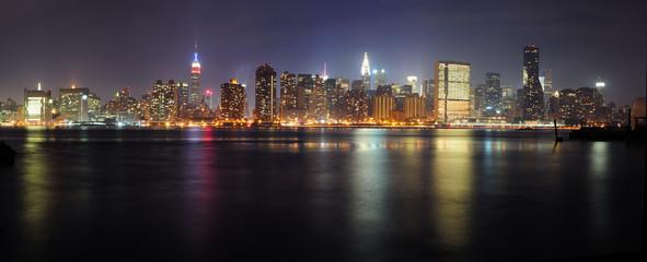 Wall Mural - New York City Manhattan panorama