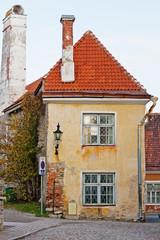 Old Tallinn house