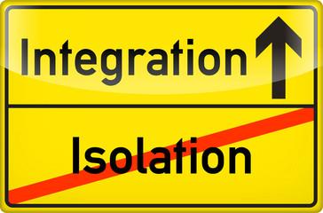 Integration statt Isolation