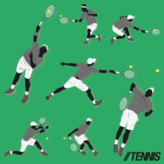 tennis collection