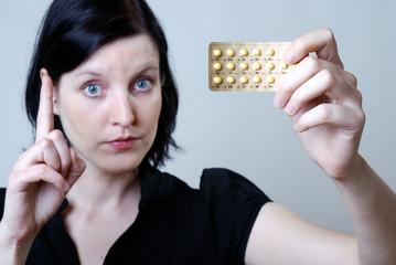 Pille nicht vergessen