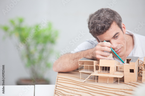 """""""Architect at work"""" Stock photo and royalty-free images on ..."""