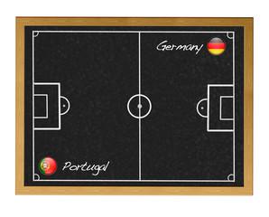 Germany-Portugal.