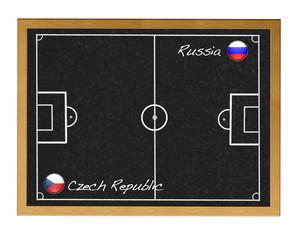 Russia-Czech Republic.