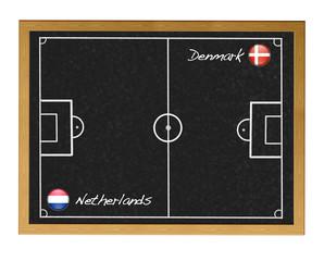 Denmark-Netherlands.