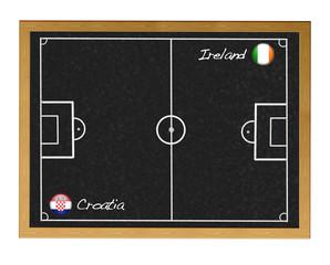 Ireland-Croatia.