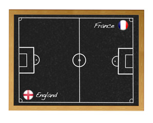 France-England.