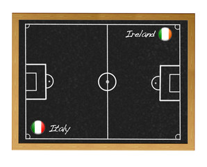 Ireland-Italy.