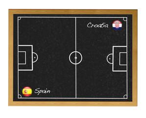Spain-Croatia.
