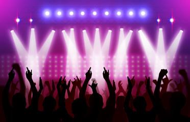 action in concert