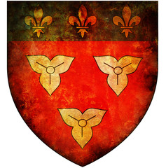 orleans coat of arms