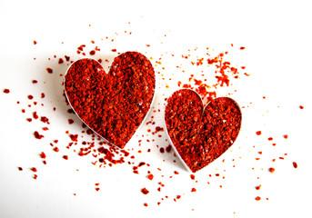 Chili Herzen